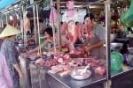 Giá thịt heo chợ lẻ ở TP.HCM vẫn cao