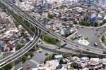 """Làm đường trên cao """"giải vây"""" cho sân bay Tân Sơn Nhất"""
