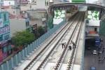 Đường sắt Cát Linh - Hà Đông chậm tiến độ, lãi vay 1,2 tỷ đồng/ngày