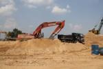 Đề nghị tạm ngưng khai thác cát ở hồ Dầu Tiếng