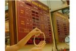 Khủng hoảng tại Nhà Trắng: Giá vàng tăng nhanh