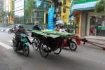Xe tự chế 'đại náo' phố phường Sài Gòn