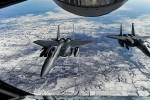 """Nga: Mỹ ném bom quân Syria là """"không thể chấp nhận"""""""