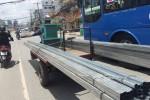 Xe 'máy chém' tái xuất rầm rộ trên đường TP.HCM khiến ai cũng phập phồng
