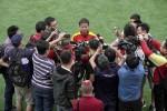 Sở thích 'độc và lạ' của HLV trưởng tuyển U.20 Việt Nam Hoàng Anh Tuấn
