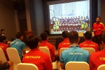 U.20 Việt Nam hãy thể hiện những gì hay nhất trước Pháp'