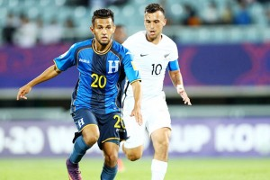 Báo chí Honduras tuyệt vọng trước trận gặp U20 Việt Nam