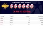 Kết quả Vietlott ngày 2.6: 26 tỷ đồng chưa tìm thấy chủ nhân