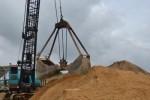 Giá cát tại Đồng Nai tăng cao