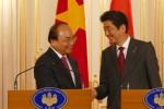 Nhật cho Việt Nam vay hơn 100 tỉ Yên thực hiện 4 dự án