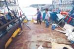 """Vụ tàu vỏ thép Bình Định: Ngư dân tố bị """"lừa"""" mới rút đơn"""