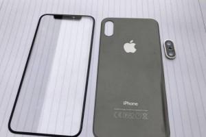 Xuất hiện khung vỏ iPhone 8