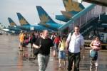 2.000 tỷ đồng mở rộng sân bay Tân Sơn Nhất