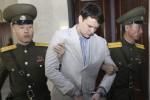 Bạn cùng phòng tiết lộ thời điểm nam sinh Mỹ bị Triều Tiên bắt giữ
