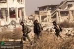 Quân Assad làm chủ Resafa, Mỹ lãnh trọn đòn hồi mã thương
