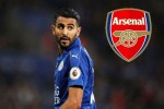 """Chi 50 triệu bảng, Arsenal """"kích nổ bom tấn"""" Mahrez"""