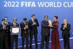 Qatar bị nghi hối lộ đứa con 10 tuổi của quan chức FIFA để đăng cai World Cup