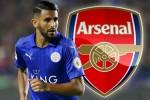 Chốt xong Lazacette, Arsenal dồn tiền chiêu mộ Mahrez