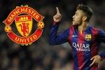 Quyết có Neymar, Man Utd phá két 220 triệu euro