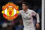 """Tin chuyển nhượng sáng (3.7): Vì M.U, James Rodriguez """"đe dọa"""" Chủ tịch Real Madrid"""