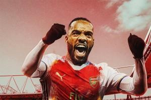 Lacazette hoàn tất kiểm tra y tế, Arsenal tiêu tốn 46 triệu bảng