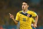 James Rodriguez bất ngờ đến Ngoại hạng Anh, không phải M.U