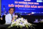 Ông Lê Hoàng Châu: Bất động sản TP.HCM tiềm ẩn nhiều rủi ro