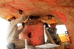 Ngư dân lo lắng khi phải giữ lại thép Trung Quốc trên tàu 67
