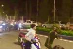 Tấn công cảnh sát rồi nhảy xuống sông Sài Gòn bỏ trốn