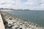 Lấn gần 300ha biển để chôn hàng chục triệu m3 xỉ thải