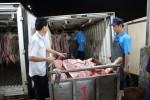100% thịt heo về chợ đầu mối Bình Điền vẫn chưa thể truy xuất nguồn gốc