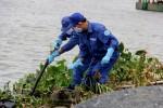 Phát hiện thi thể không quần áo trôi trên sông Sài Gòn