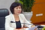 Ban Bí thư miễn nhiệm chức vụ Đảng của Thứ trưởng Hồ Thị Kim Thoa