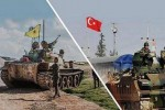 Đại chiến Thổ-Kurd ở Afrin: Tất cả là mưu kế của Nga?