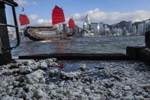 Dân Hong Kong nổi điên vì Bắc Kinh che giấu ô nhiễm