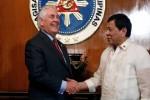 """Tổng thống Philippines tự nhận là """"người bạn nhỏ"""" của Mỹ"""