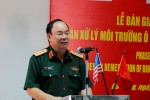 Bàn giao thêm 12,7ha đất sạch để mở rộng sân bay Đà Nẵng