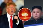 """Tranh cãi quanh tuyên bố trút """"lửa giận"""" lên Triều Tiên của Trump"""