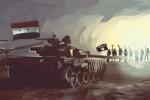 Trận chiến quyết định số phận Syria, vẫn chết cứng