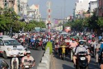 Lập tổ phản ứng nhanh giải cứu kẹt xe sân bay Tân Sơn Nhất