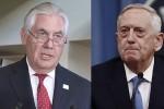 Ngoại trưởng, Bộ trưởng Quốc phòng Mỹ dịu giọng về Triều Tiên