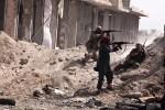 Quân Syria khốn đốn trong chảo lửa Dier Ezzor