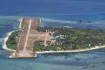 Tàu chiến Trung Quốc áp sát đảo Thị Tứ ở Trường Sa