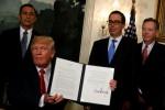 Tổng thống Trump ra lệnh điều tra Trung Quốc về thương mại