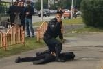 Tấn công bằng dao đẫm máu tại Nga
