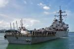 Khu trục hạm Mỹ gặp nạn vì bị tấn công mạng?