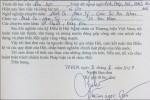 Lộ đơn đăng ký xin vào Hội nghệ nhân và thương hiệu VN của Ngọc Sơn