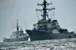 Nga xuất hiện trong nghi ngờ gây nhiễu GPS tàu Mỹ