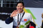 Ánh Viên phá kỷ lục và đoạt HCV thứ 8, san bằng kỳ tích SEA Games