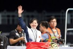 """""""Ánh Viên khiến phóng viên Việt Nam thơm lây"""" ở SEA Games 29"""